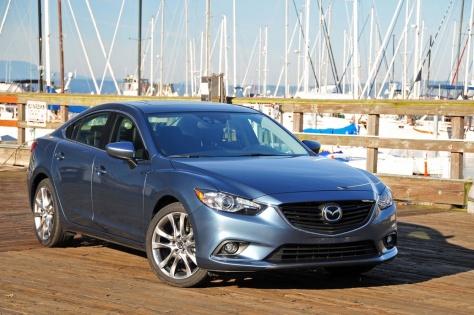 2014 Mazda Mazda6 Grand Touring