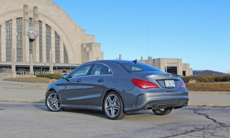 2014 Mercedes-Benz CLA250 (1)