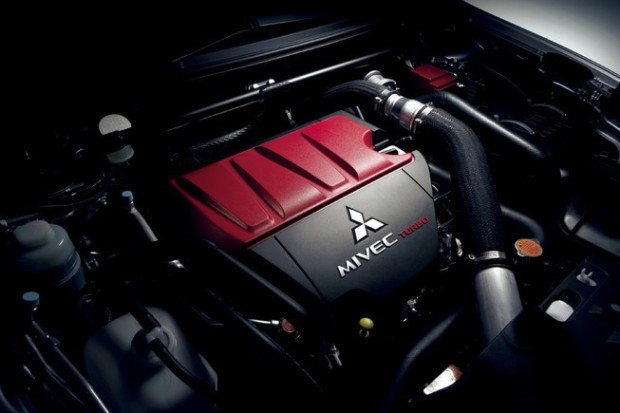 2014 Mitsubishi Lancer Evolution X
