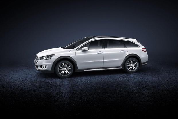 2014 Peugeot 508 Premium (1)