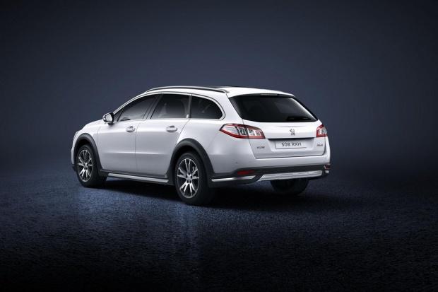 2014 Peugeot 508 Premium (2)