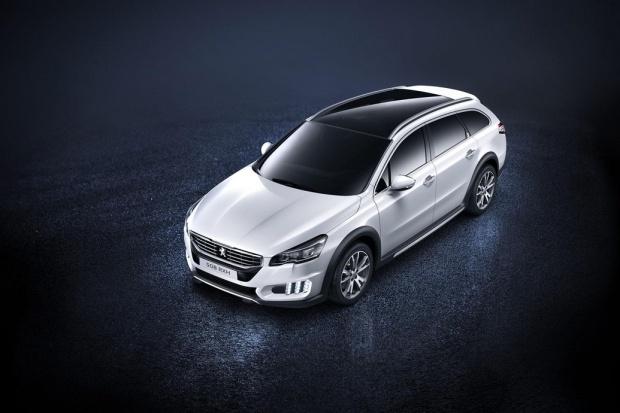 2014 Peugeot 508 Premium