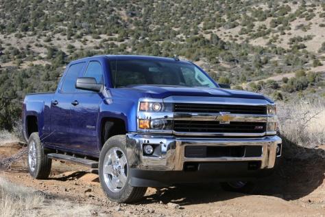 2015 Chevrolet Silverado HD (1)