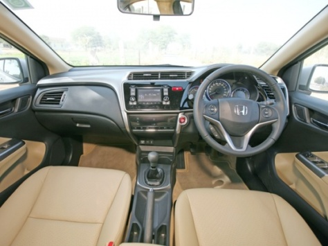 Honda City S 2014