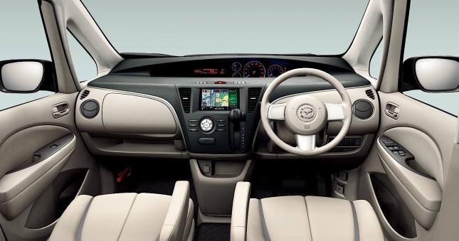 Mazda Biante 2.0 SkyActiv