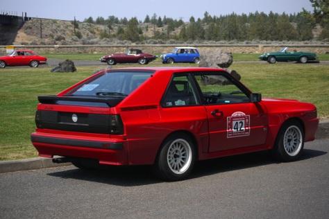 1984 Audi Quattro Sport 2.2 T 2
