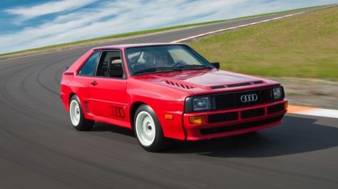 1984 Audi Quattro Sport 2.2 T