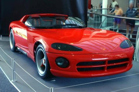 1989 Dodge Viper v10