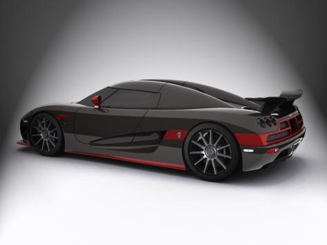2008 Koenigsegg CCX R 2