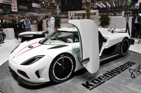 2012 Koenigsegg Agera R V8 2
