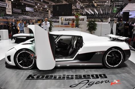 2012 Koenigsegg Agera R V8 3