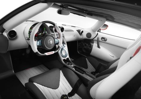 2012 Koenigsegg Agera R V8