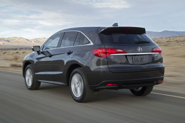 2013 Acura RDX (1)