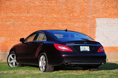 2013 Mercedez Benz CLS 550