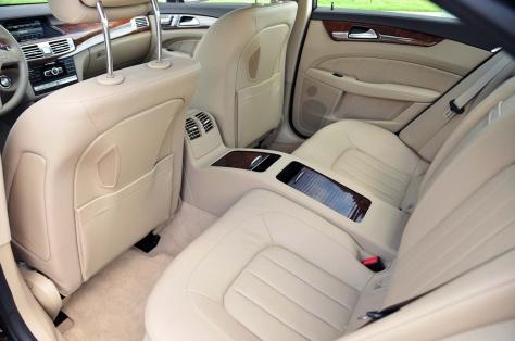2013 Mercedez Benz CLS 550