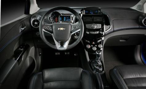 2014 Chevrolet Aveo
