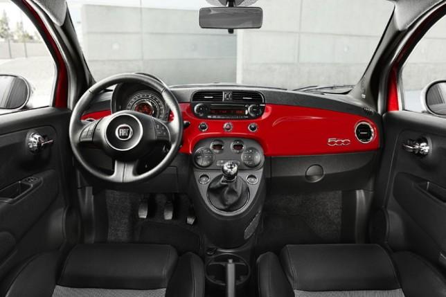 2014 Fiat 500 Hatchback (2)