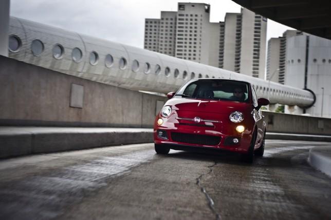 2014 Fiat 500 Hatchback