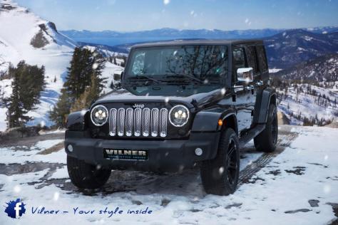 2014 Jeep Wrangler Sahara 2