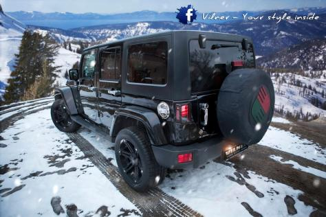 2014 Jeep Wrangler Sahara 3