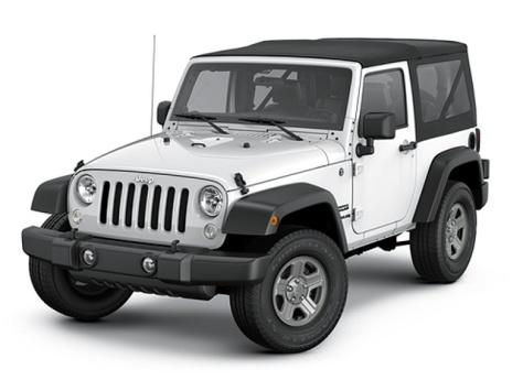 2014 Jeep Wrangler Sport 2
