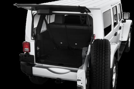 2014 Jeep Wrangler Sport 3