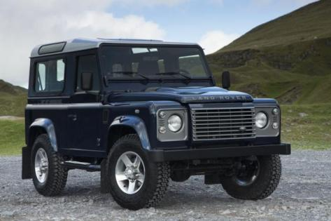 2014 Land Rover Defender