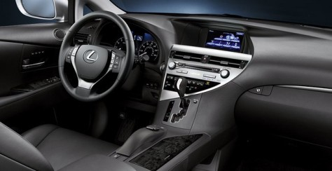 2014 Lexus RX (1)