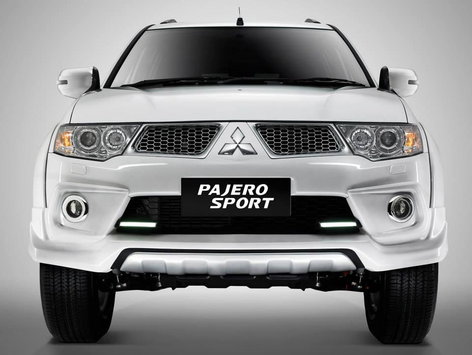 7000 Koleksi Gambar Mobil Pajero Sport 2014 HD