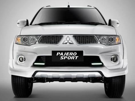 2014 Mitsubishi Pajero Sport 3
