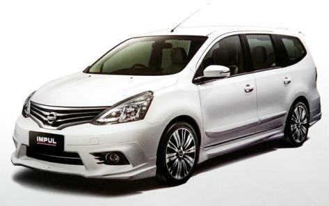 2014 Nissan Grand Livina 4