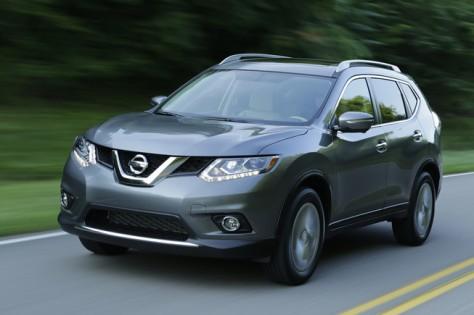 2014 Nissan Rogue (1)