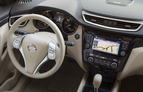 2014 Nissan Rogue (4)