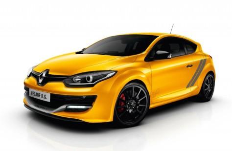 2014 Renault Megane 4