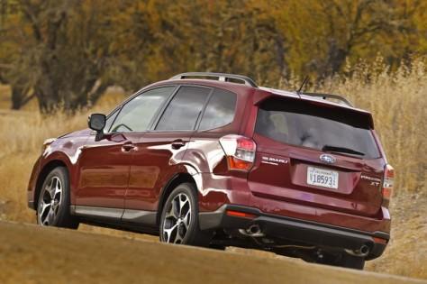 2014 Subaru Forester XT (1)
