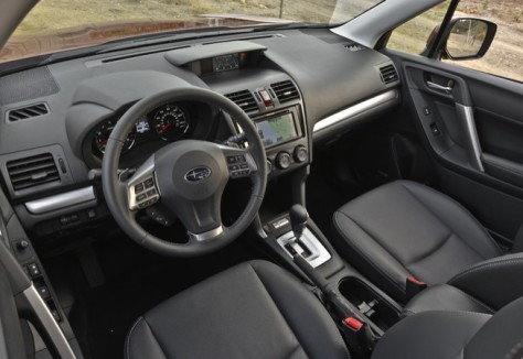2014 Subaru Forester XT (3)