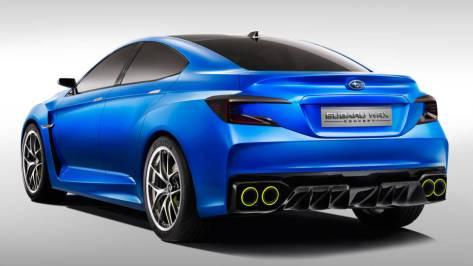 2014 Subaru New Impreza 2