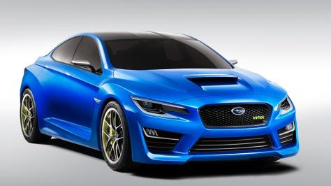2014 Subaru New Impreza