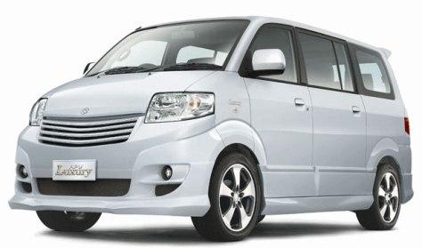 2014 Suzuki APV Arena Luxury 2