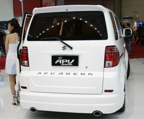 2014 Suzuki APV Arena Luxury 4
