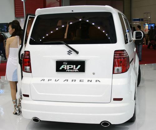 62+ Modifikasi Mobil Apv Luxury Gratis