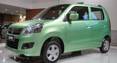 2014 Suzuki Karimun Wagon 2