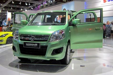 2014 Suzuki Karimun Wagon 3