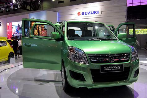 2014 Suzuki Karimun Wagon 4