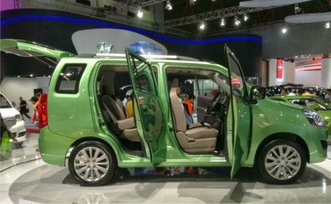2014 Suzuki Karimun Wagon 5