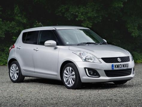2014 Suzuki New Swift