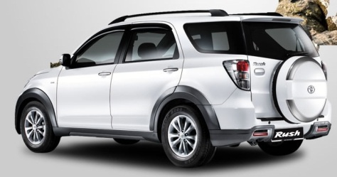 2014 Toyota Rush TRD