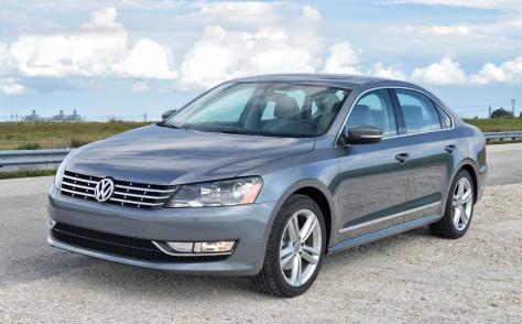 2014 Volkswagen Passat Premium