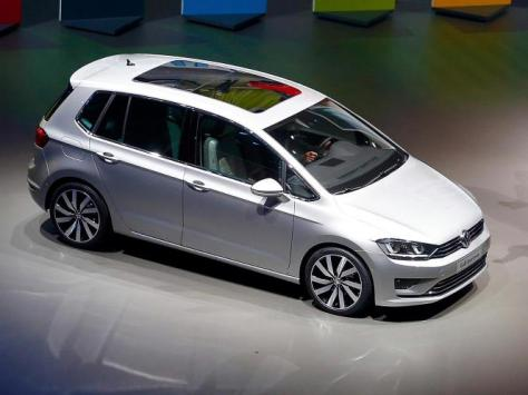 2014 VW Golf Sportsvan