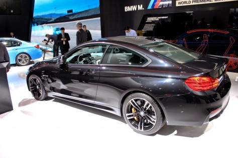 BMW M4 Gran Coupe 5